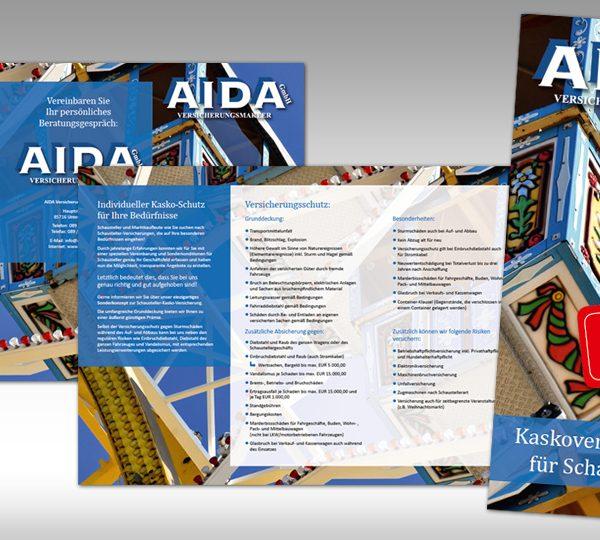 AIDA Makler - Flyer