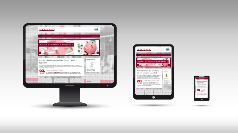 Apotheke CCL - Homepage