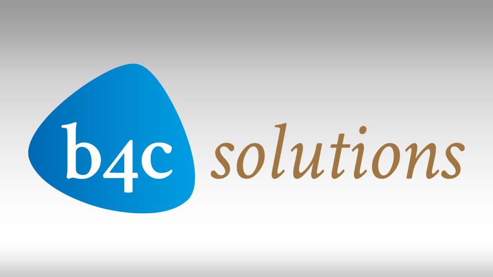 b4c solutions - Logo