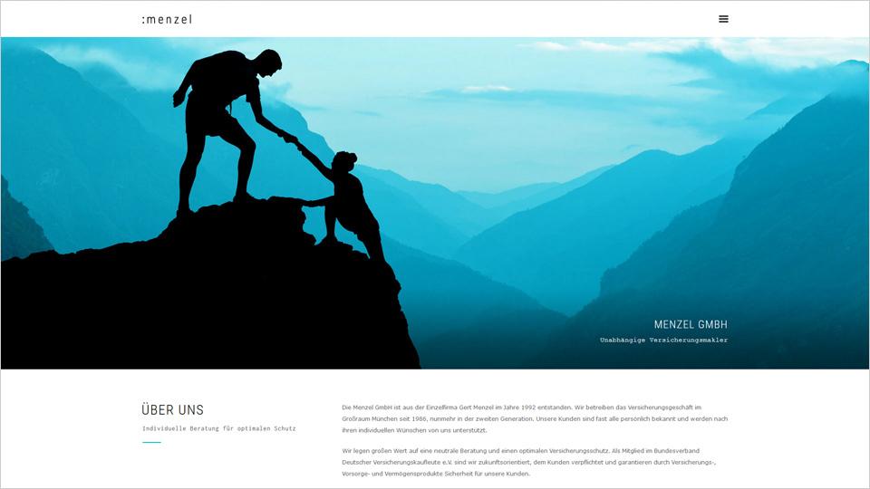 Makler Menzel - Homepage