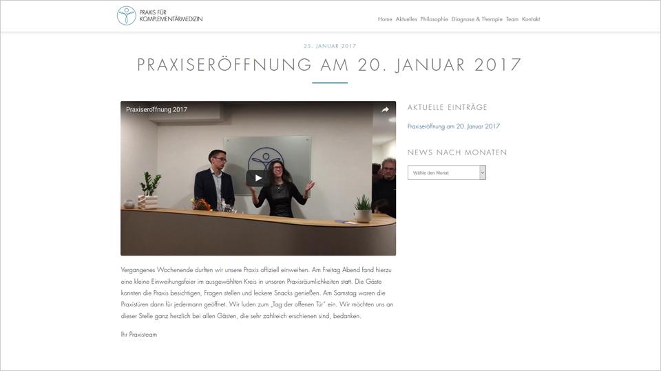 Praxis KM - Homepage
