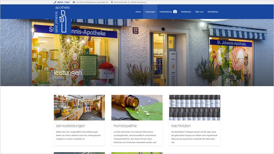 St. Johannis-Apotheke - Homepage