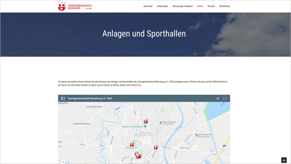 SG Moosburg - Homepage