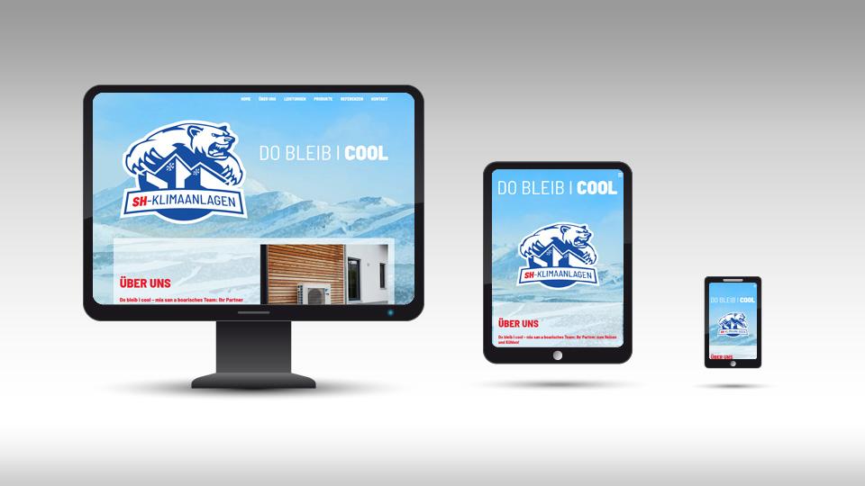 SH-Klimaanlagen - Homepage