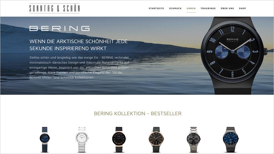 Sonntag & Schön - Homepage